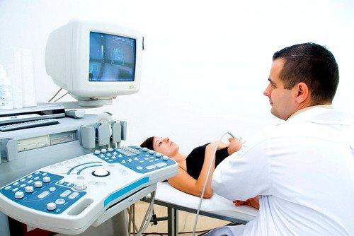 ультразвуковое сканирование может выявить патологические отклонения в ходе беременности