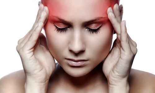 периодическая головная боль при первой стадии ВИЧ