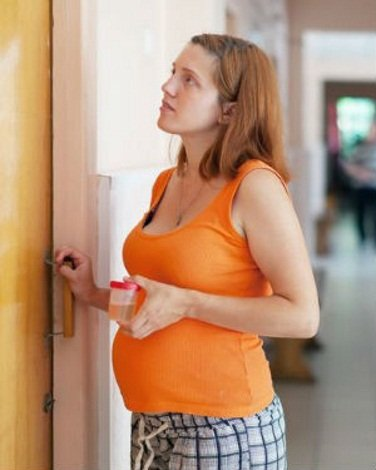 Регулярная сдача мочи при беременности