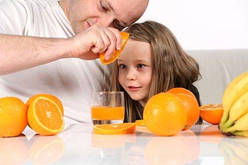 Фруктовый сок – источник витаминов