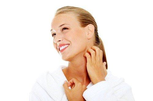 III стадия, характеризуется увеличением лимфоузлов в шейной и подмышечной области