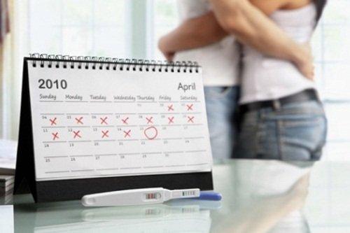 Определение дня родов после зачатия