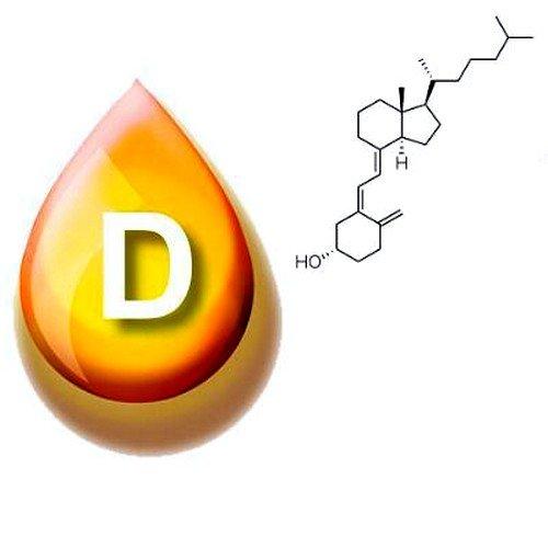 недостаток витамина Д как причина болезни