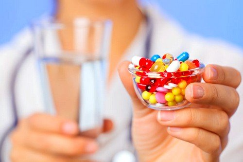 Лечение ангины антибиотиками у взрослых фото