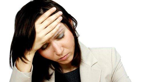 Симптомы депрессии у женщин фото
