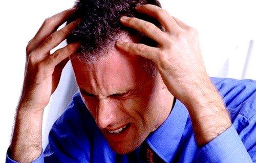 Повышенная эмоциональность бывает на почве перенесенного сотрясения мозга