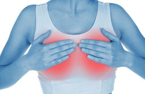 Признаки диффузной кистозной и фиброзной мастопатии