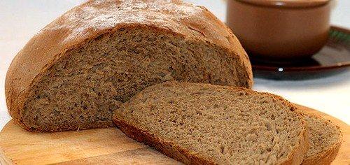 Из мучных изделий разрешается хлеб и печенье из ржаной муки