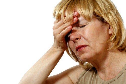 слабость организма и головокружение
