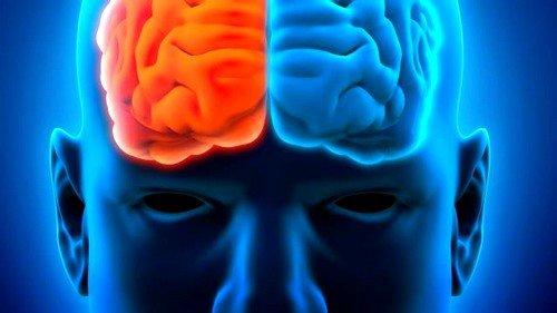 Инсульт левого и правого полушария мозга