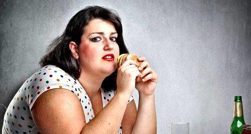 Ожирение как причина диабета