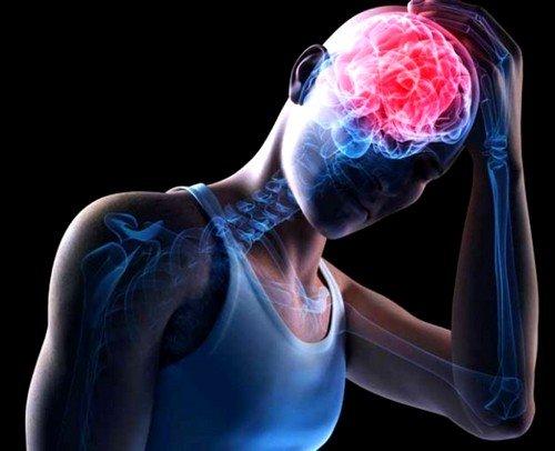 Сотрясение мозга является опасной для жизни травмой