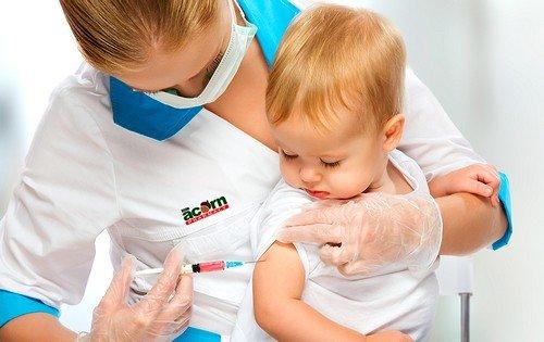 Перед вакцинацией необходимо выяснить, нет ли у ребенка противопоказаний