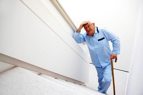 Большинство пациентов высказывают жалобы на то, что они очень быстро устают