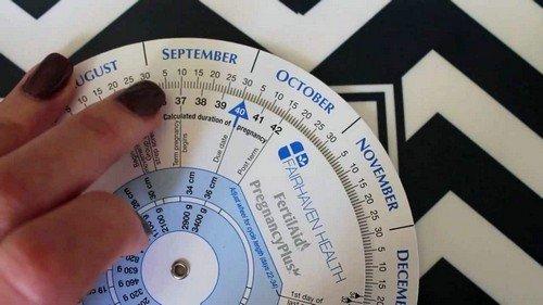 Если принимать в расчет величину процентной вероятности создания новой жизни и продолжительности овуляционного периода, то создается возможность разделить описываемый календарь зачатия и овуляции на три приблизительных этапа