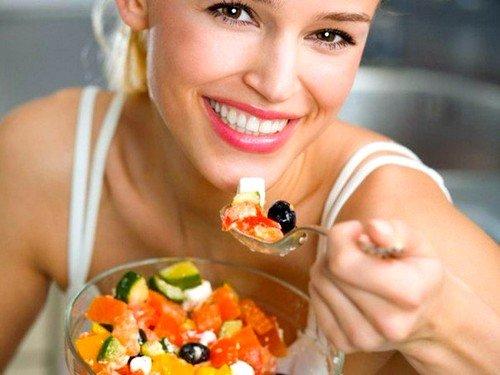 Рекомендуется кушать не меньше 5 раз в сутки