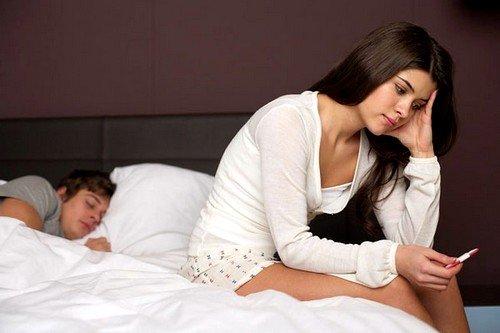 Беременность после медикаментозного аборта