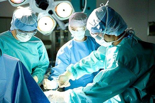Лечение рака желудка