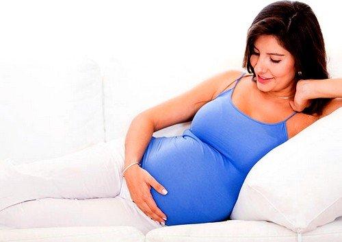 В течение всего периода беременности у женщин гормоны щитовидной железы меняют своё состояние