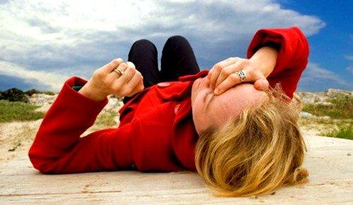 резкая потеря сознания как возможный симптом сотрясения мозга
