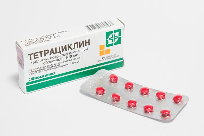 Самое действенное средство против ангины – лекарства антибиотического воздействия