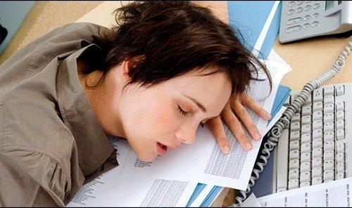 Эмоциональная подавленность, хроническая усталость