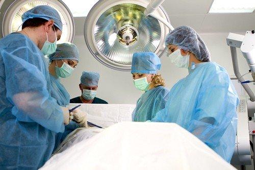 Лечение рака груди подразумевает хирургическое вмешательство