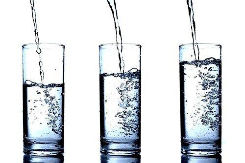 нужно увеличить прием воды с содержанием щелочи