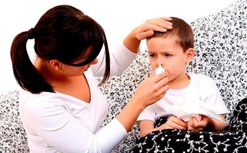Уход за ребенком после удаления аденоидов