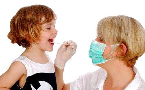 Аденоиды 1, 2 и 3 степени у детей фото