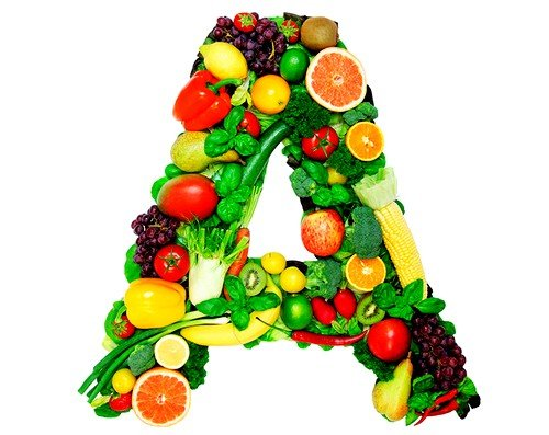 Витамин А  нормализует процесс деления клеток, его прием необходим для роста и прибавки веса малыша