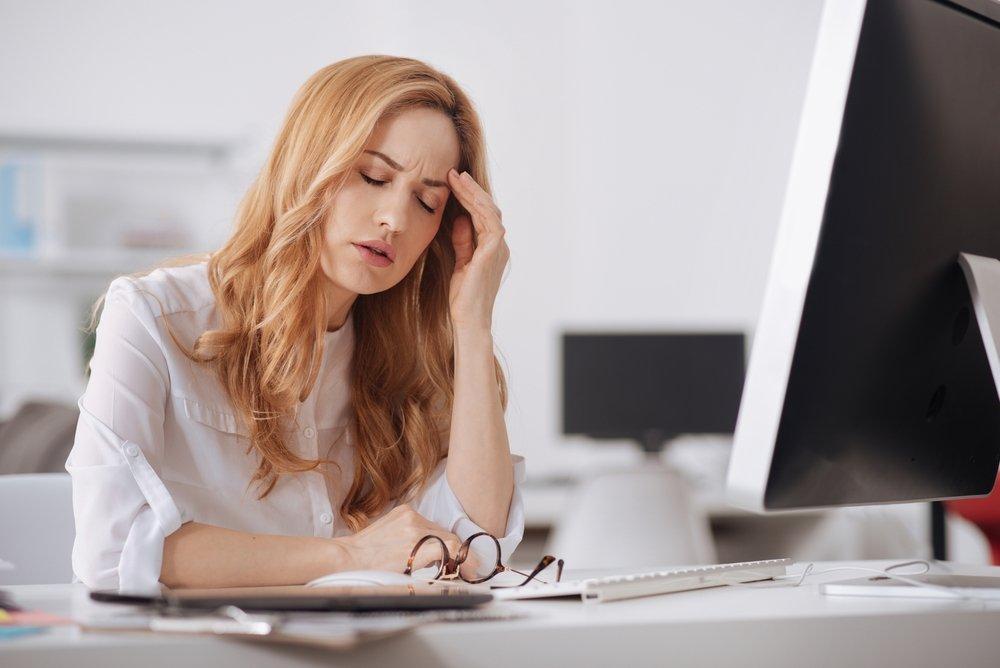 Быстрая утомляемость является следствием длительных лечебных процедур
