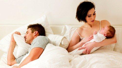 Когда можно заниматься сексом после родов фото