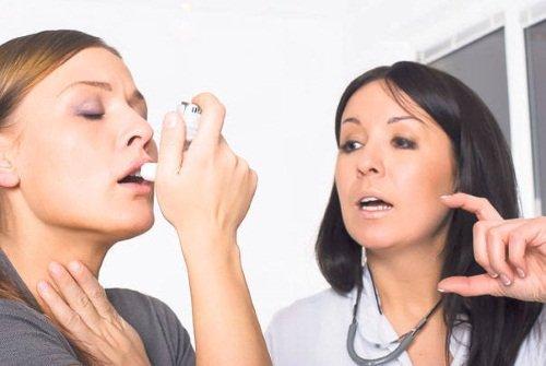 Неотложная помощь при астме