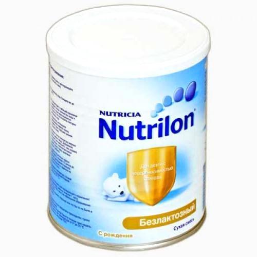 Нутрилон (безлактозный)