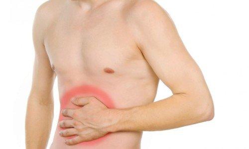 Алкоголь и антибиотики раздражают слизистую желудка