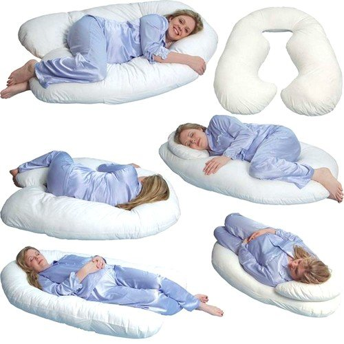 Подушка для беременных: отзывы, какая лучше фото