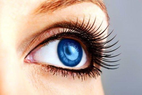 Симптомы катаракты глаза фото