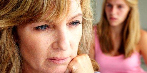 При наступлении климакса, заболевание может перестать беспокоить женщину
