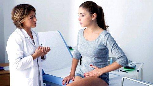 Когда речь идет о коричневых выделениях у беременной женщины либо при диагностике беременности на раннем сроке, необходимо исключать такие патологии, как внематочная, трубная беременность