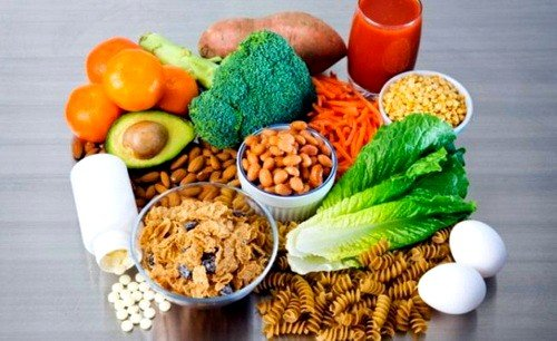 Фолиевой кислотой богаты листовые овощи