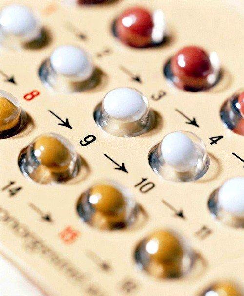 после отмены гормональных контрацептивов могут наблюдаться задержки
