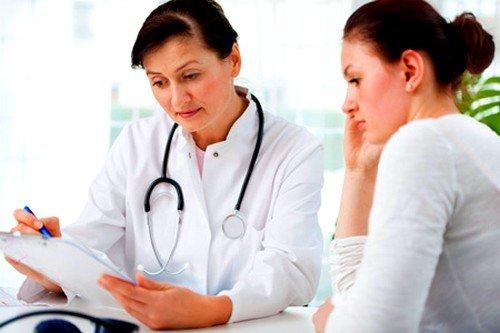 Если болезнь вызвана гормональным нарушением, то есть высокий риск неправильного прикрепления плодного яйца
