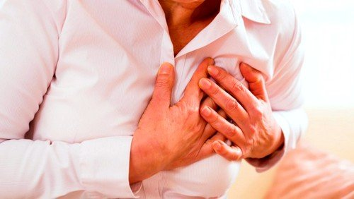 Левожелудочковая сердечная недостаточность вызвана сбоями работы левого желудочка сердца