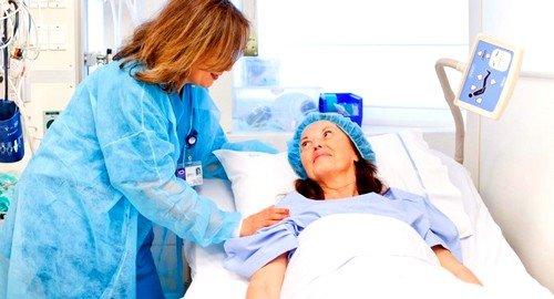 Операция по удалению миомы матки, способы удаления фото