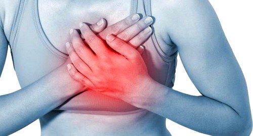 Пациент не может полноценно вдохнуть полной грудью