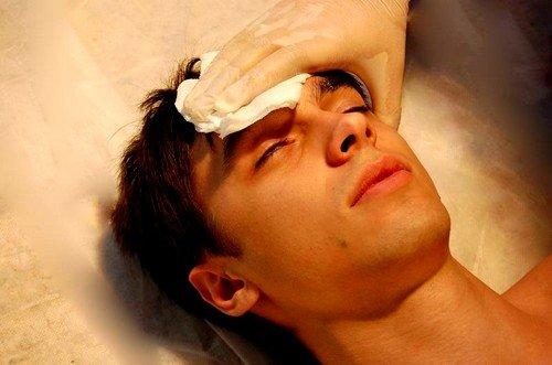 Травматический шок: неотложная помощь фото
