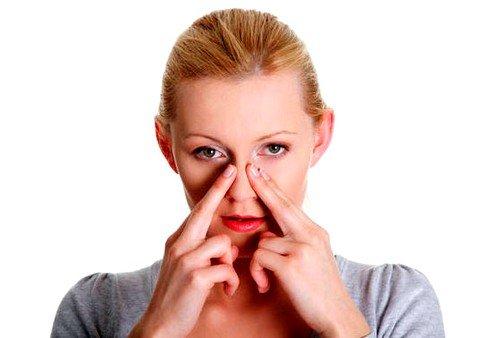 Острый синусит: симптомы и лечение фото