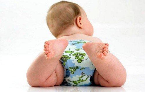 Если ваш ребенок питается вашим грудным молоком, и цвет его стула - зеленый, не стоит беспокоиться – это нормально