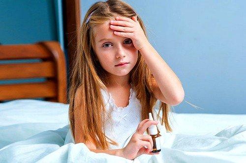 Синусит — симптомы и лечение у детей фото